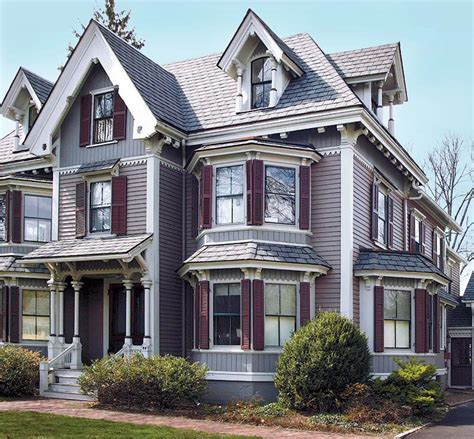 12 rules victorian polychrome paint schemes house online