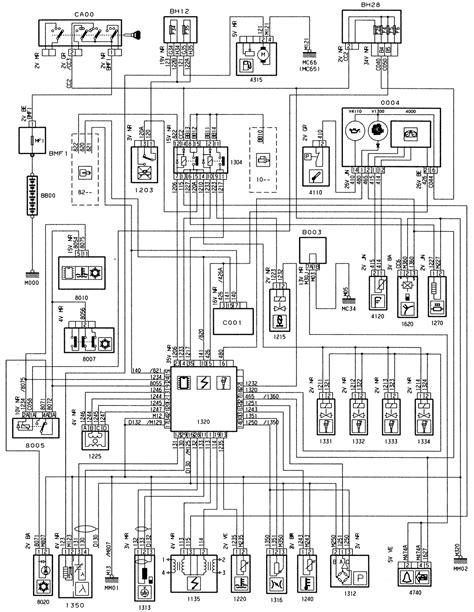peugeot 306 wiring diagram door wiring diagram database