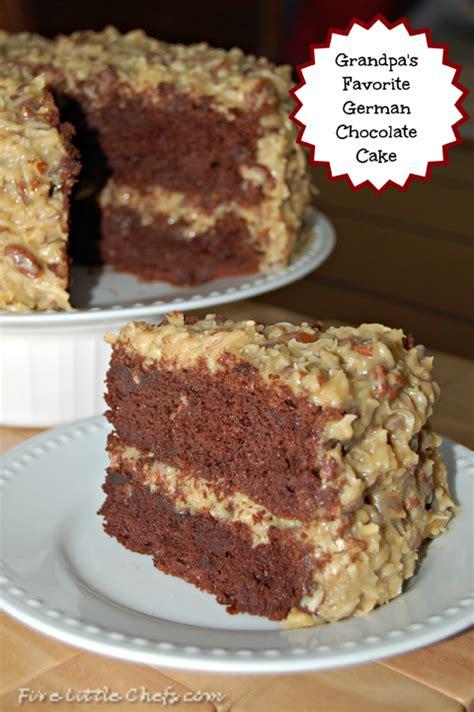 german chocolate cake recipe 25 pinch recipes