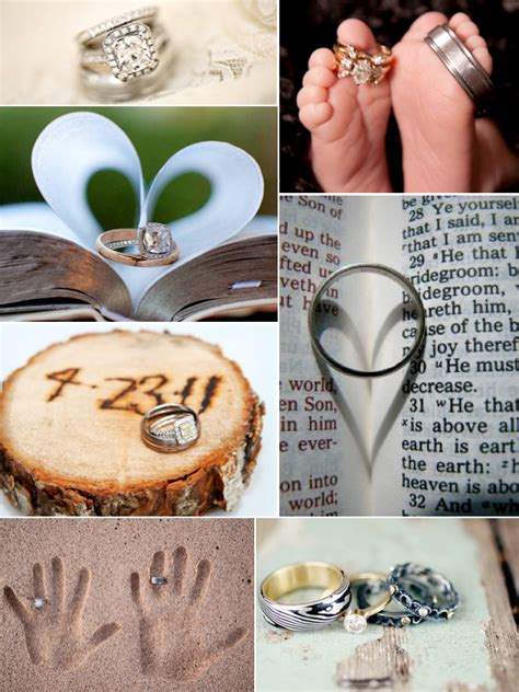 sherisse blog favorite creative wedding ring photo idea