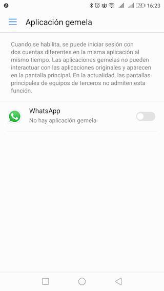 5 opciones para usar dos cuentas de whatsapp