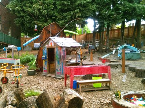 teacher tom build backyard playground