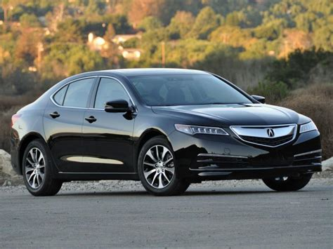 review 2015 acura tlx ny daily news