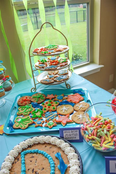 fish al adoption finalization party monogrammed mom