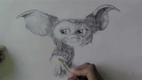 gizmo gremlins drawing youtube