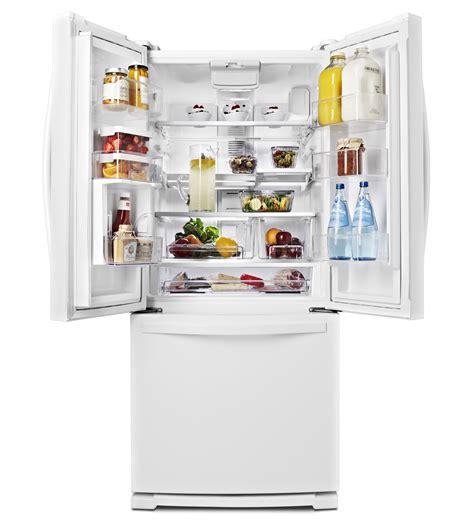 30 wide french door refrigerator exterior water dispenser