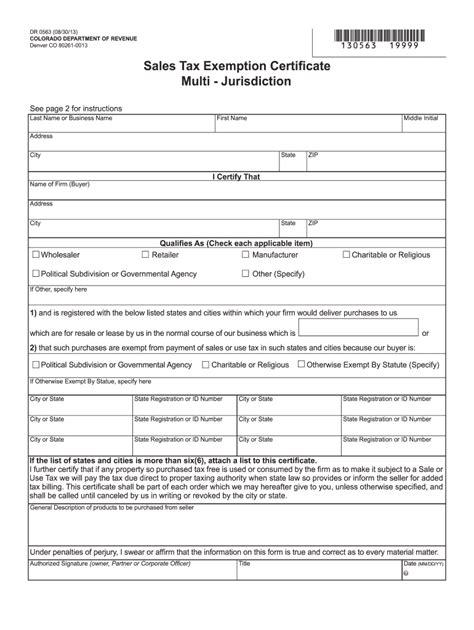 2013 2020 form dor dr 0563 fill online