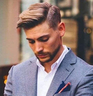simple easy maintain mens short hairstyles mens short