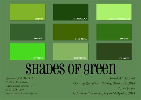 Paint Colors Green Shades.html