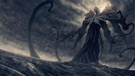 image result epic monster concep art monsters ships