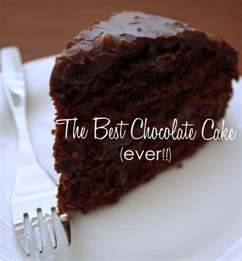 Easy Moist Chocolate Cake Recipes