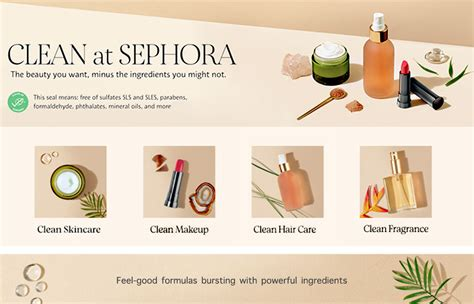 clean sephora beauty point view