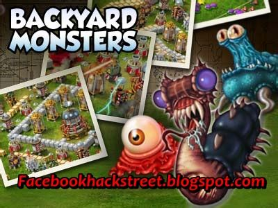 free facebook game cheats 2014 backyard monsters cheat