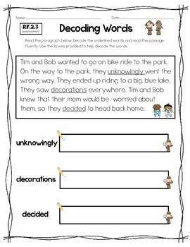 2nd grade common core reading foundational skills read