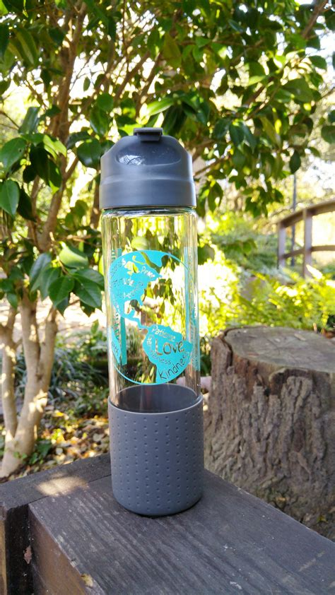 pin positive water bpa free glass plastic water