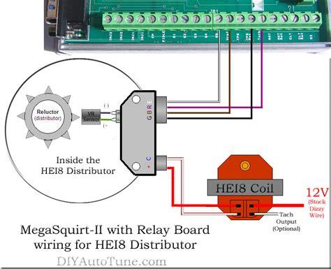 megasquirt carb efi conversion part 2 ignition control