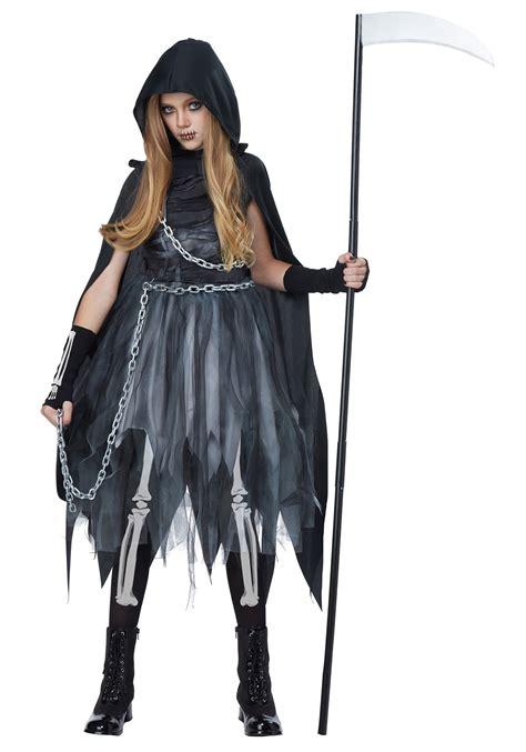 reaper girl costume girls