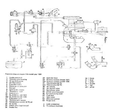 1978 mercedes benz 450sl compressor wiring diagram