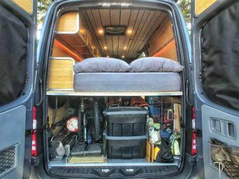 diy kits explorers turn sprinter vans adventure vehicles
