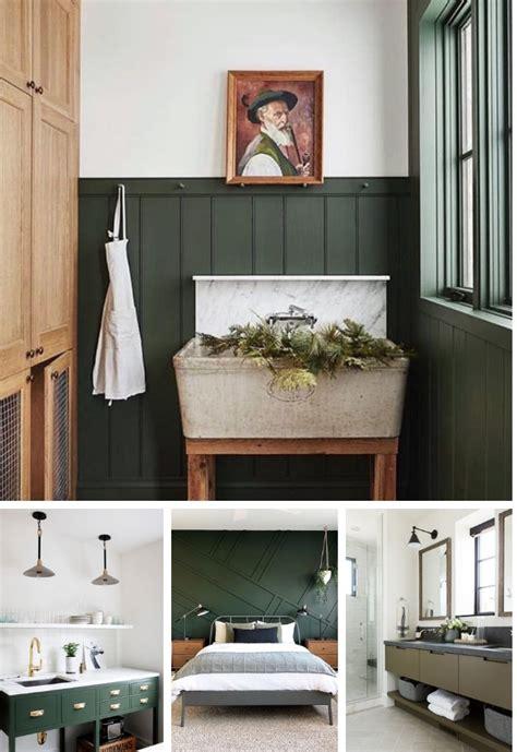 dark green paint colors home project allen designs