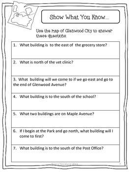 grade social studies common core aligned geography unit