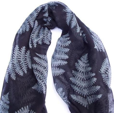 black grey nz silver fern scarf http shopenzed