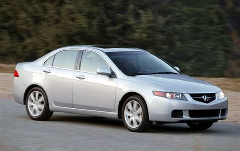 2004 acura tsx sale pricing features edmunds