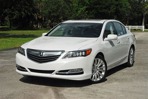 2014 acura rlx review test drive automotive addicts