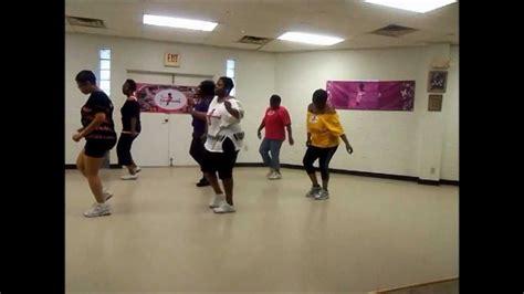bunny hop line dance instructions youtube