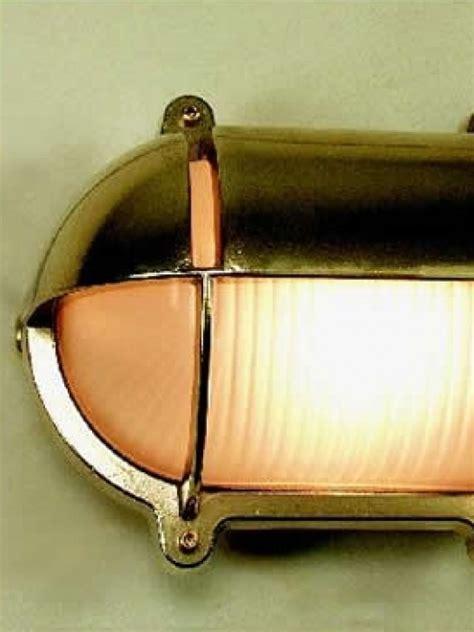 2434 gineico lighting solid marine grade brass wall