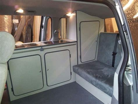 convert van people carrier cer conversion furniture kits