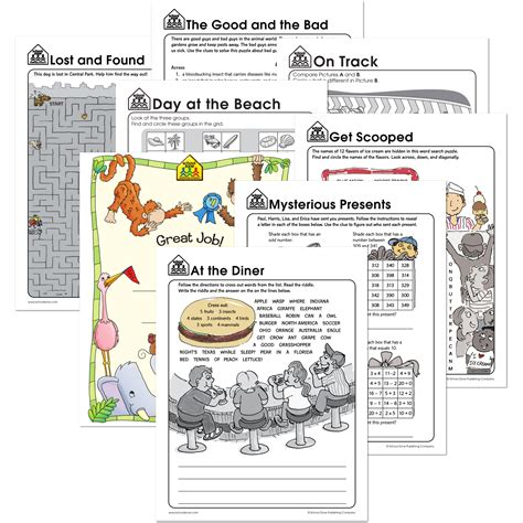 free fun activities worksheets kids busy learning great