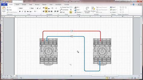 Wiring Diagram Using Visio.html