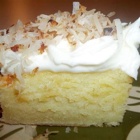 sheet cakes coconut cream cream cheeses pinterest