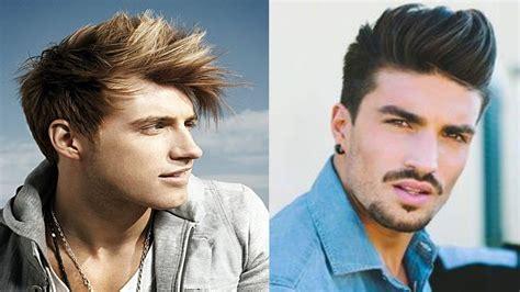 top 15 men trending hairstyles 2017 2018 trendy