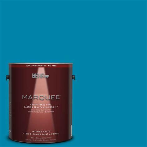 behr marquee 1 gal mq4 53 tibetan turquoise