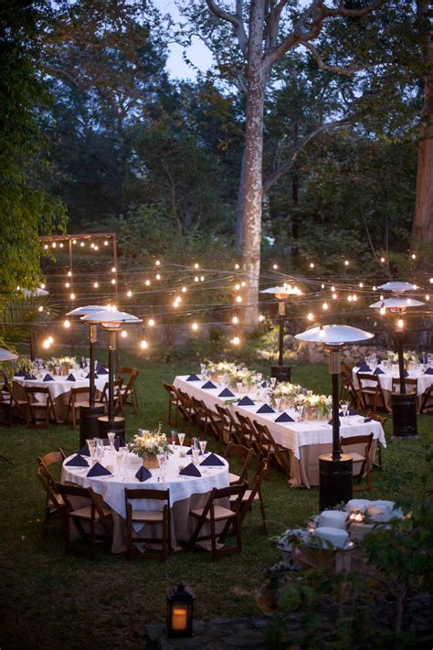elegant montecito estate wedding romantic backyard wedding wedding