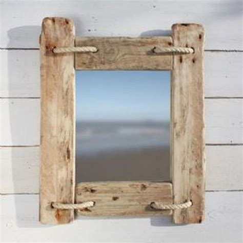 20 Unique Bathroom Mirror Frame Designs Driftwood