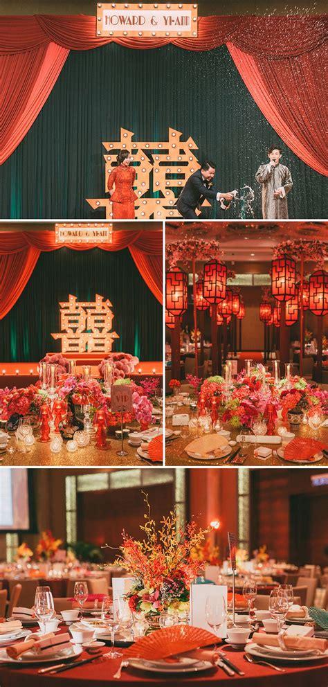 shanghai glamour howard yi ann wedding grand hyatt