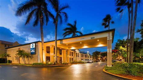 western fort lauderdale airport hotel fl discounts
