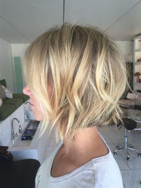 30 layered bob haircuts weightless textured styles