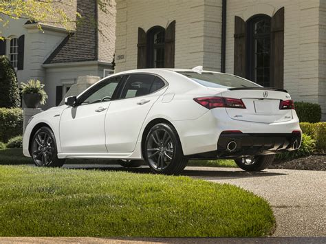 2018 acura tlx price photos reviews features