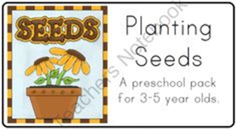 seed lesson plans pinterest lesson plans eric carle
