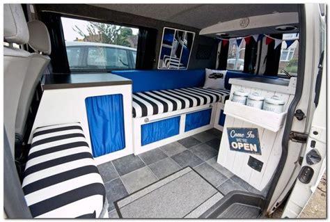 60 simple cozy cer van interior ideas van