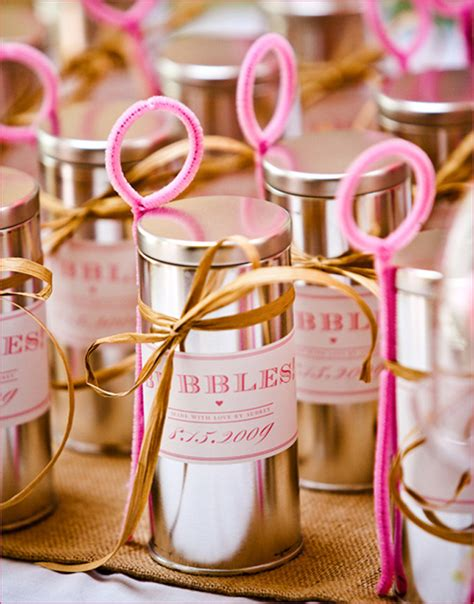 10 amazing diy wedding favors belle magazine