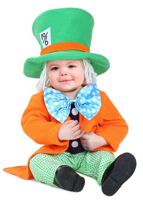 lil hatter costume infants