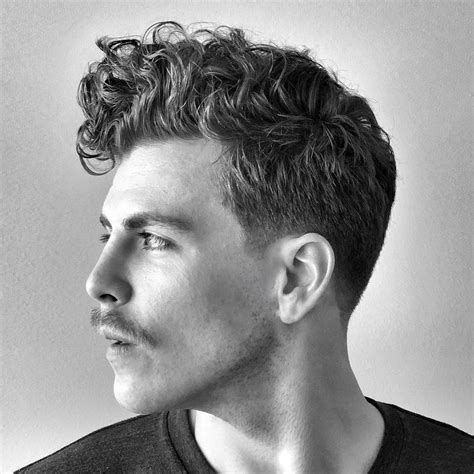 curly hair haircuts hairstyles men 2020 styles