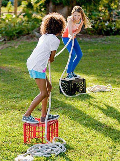 top 34 fun diy backyard games activities