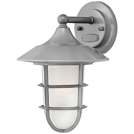 alexandria white motion sensor outdoor wall light h7005