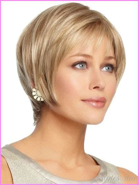 20 short hairstyles oval faces short hairstyles haircuts